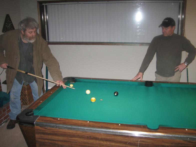 Pool Table Repair Service : Pool table service moving and repair dk