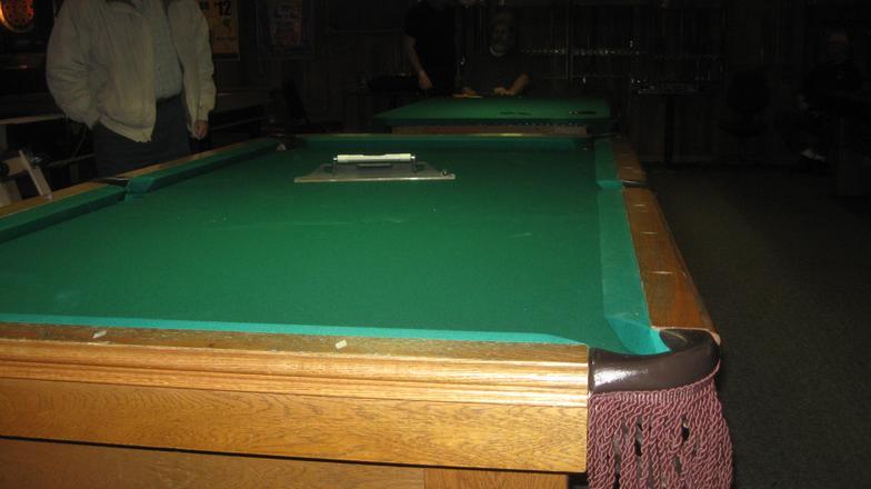Portland Pool Table Service - Pool table pocket shims